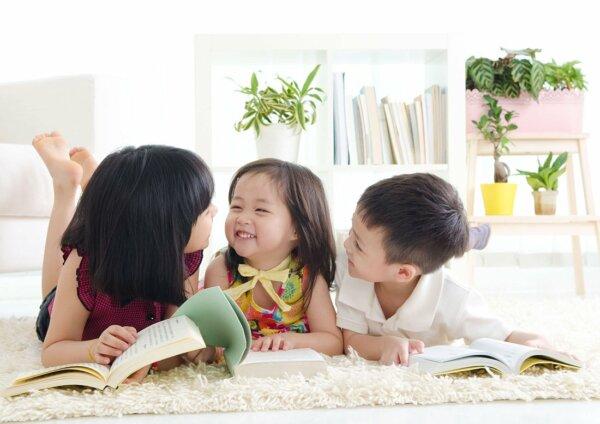 Giai đoạn tốt nhất để trẻ học một ngôn ngữ thứ 2