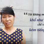 Ấn tượng: Mẹ công nhân tự dạy con thành học sinh giỏi Tiếng Anh